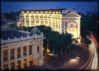 5 star hotels in Vietnam